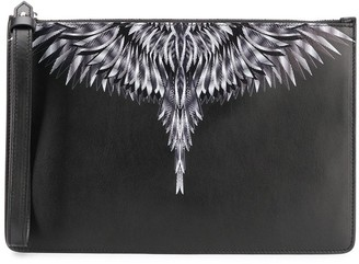 Marcelo Burlon County of Milan Sharp Wings pouch