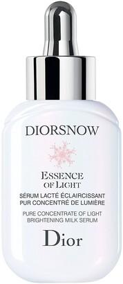 Christian Dior Diorsnow Essence of Light Pure Concentrate of Light Brightening Milk Serum