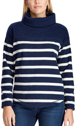 Chaps Women's Cowlneck Pullover