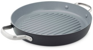 "Green Pan Valencia Pro 11"" Ceramic Non-Stick Grill Pan"