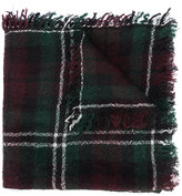 Isabel Marant chunky checkered scarf - women - Silk/Wool - One Size