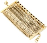 Giuseppe Zanotti Finish Multi Layered Bracelet