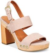 Frye Women's Tori Slingback Platform Sandals