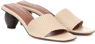 Souliers Martinez Exclusive to Mytheresa Celia leather sandals