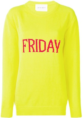 Alberta Ferretti Friday sweater