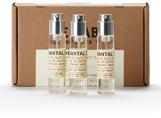 Le Labo Santal 33 Eau de Parfum Travel Tube Refill Kit