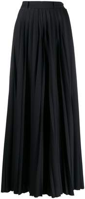 Each X Other pleated long skirt