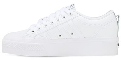Thumbnail for your product : adidas Nizza Leather Platform Sneakers