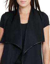 Lauren Ralph Lauren Open-Front Vest