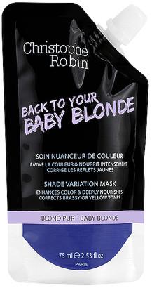 Christophe Robin Travel Shade Variation Care Mask