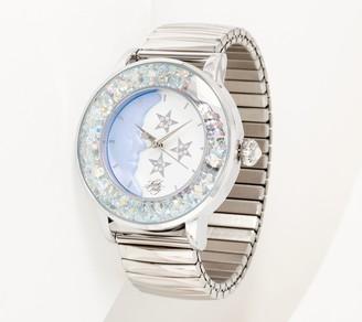 Kirks Folly Moon Shadow Magic Crystal Watch