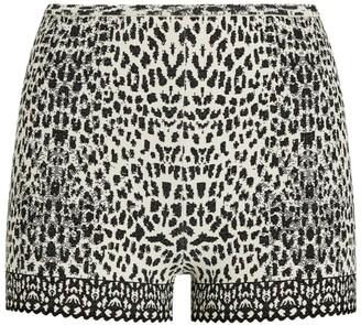 Alaia Lynx Shorts