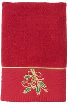 Lenox Ribbon & Holly Hand Towel
