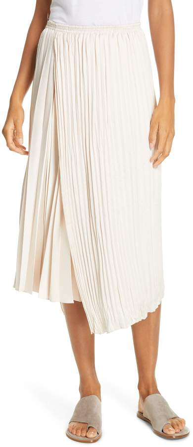 518b58543c Vince Wrap Skirt - ShopStyle