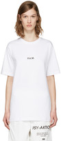 Perks And Mini White Logo T-shirt