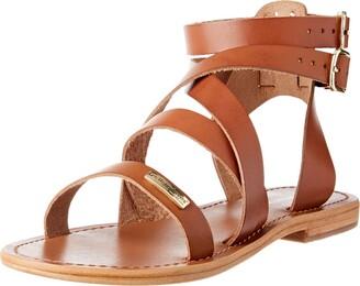 Les Tropéziennes Women's Oceanie Ankle Strap Sandals