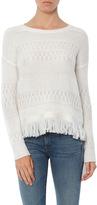 Rails Natalie Fringe Sweater