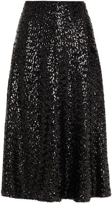 Samsoe & Samsoe Samse Samse Henny Sequined Tulle Skirt