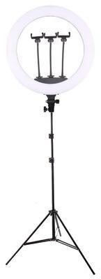 Selfie Ring Light Tripod Mobile Lamp Base or Clamp OMFG