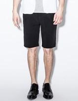 Minotaur Black Wrinkles Shorts