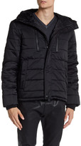 Zadig & Voltaire Monk Hooded Quilted Jacket