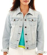 JCPenney jcp Denim Jacket