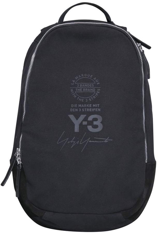 Y-3 Street Cotton Backpack