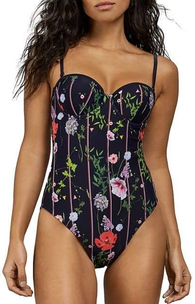 4245b2c3efe Ted Baker Blue Women's Swimwear - ShopStyle