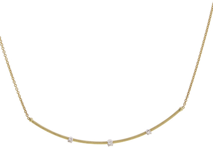 Marco Bicego Luce 18K Two-Tone 0.11 Ct. Tw. Diamond Necklace