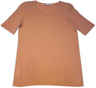 Loewe Orange Wool Top for Women