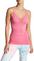 Nanette Lepore Perforated Seamless Tank