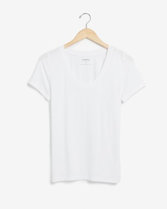 Express V-Neck Easy Tee
