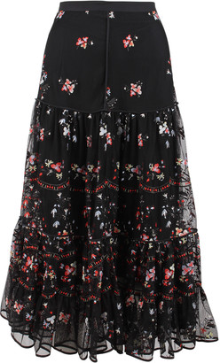 Tory Burch Polyamide Skirt