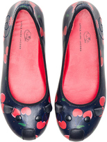 Marc Jacobs Leather Mouse Ballerina Flat