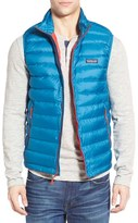 Patagonia Men's Windproof & Water Resistant 800 Fill Power Down Quilted Vest