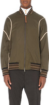 Vivienne Westwood Contrast-trims twill bomber jacket