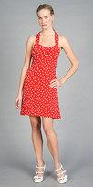 Polka Dot Halter Dress by eDressMe