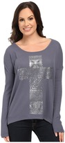 Roper 9919 Cotton Poly Thermal Knit Top