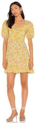 Faithfull The Brand Agathe Mini Dress