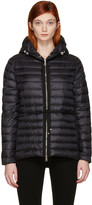 Moncler Black Down Rale Jacket