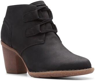 Clarks Carleta Lyon Ankle Boot