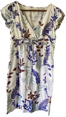 Henry Cotton Multicolour Cotton Dress for Women