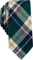 Bar III Men's Osage Plaid Tie, Only at Macy's