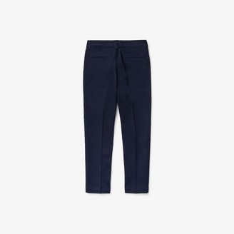 Lacoste Boys Stretch Chinos