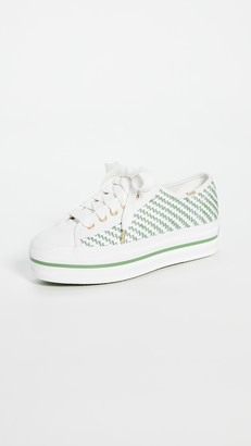 Keds x Kate Spade New York Triple Up Sneakers