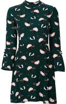 Derek Lam 10 Crosby floral print flared dress