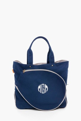 CB Station Monogrammed Tennis Tote
