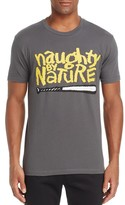 Bravado Naughty by Nature Opp Short Sleeve Tee