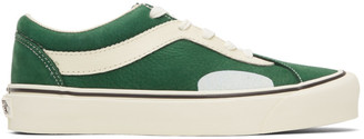 Vans Green Julian Klincewicz Edition Community Bold Ni LX Sneakers