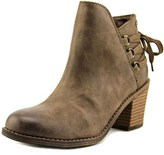 Roxy Dulce Women Round Toe Synthetic Brown Bootie.